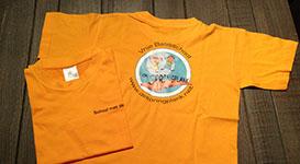 T-shirts bedrukken voor school