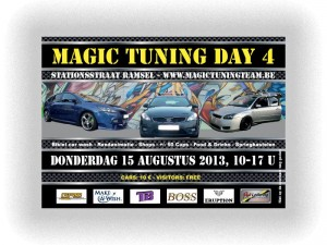 magic tuning flyer