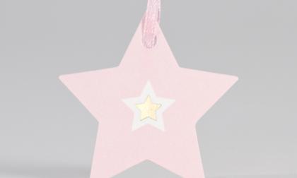 Geboortekaartje ster
