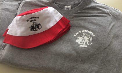 Bedrukte hoedjes & t-shirts