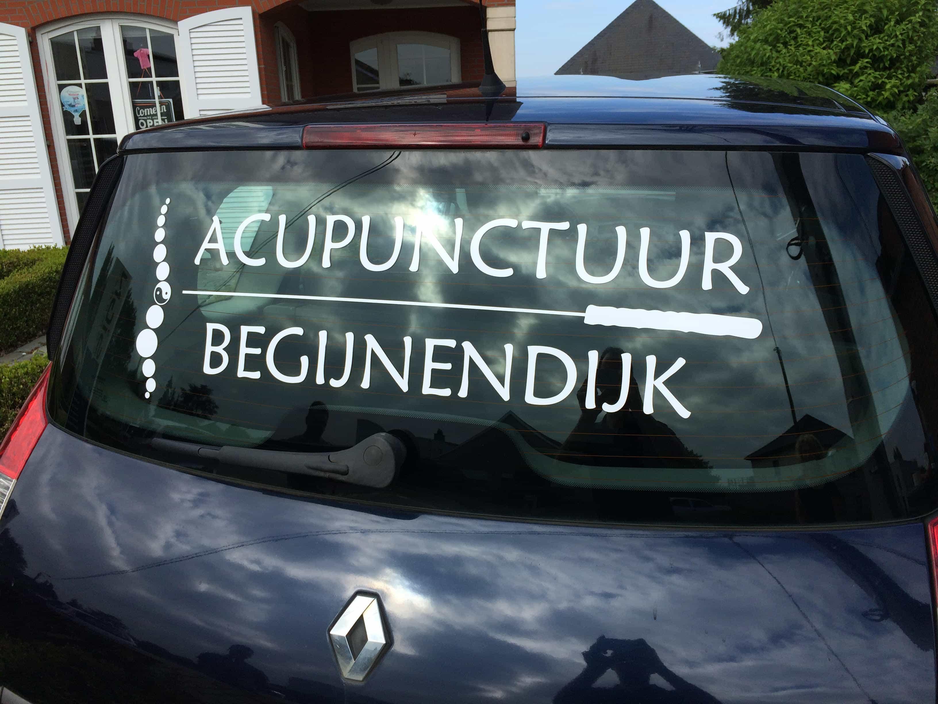 Auto belettering