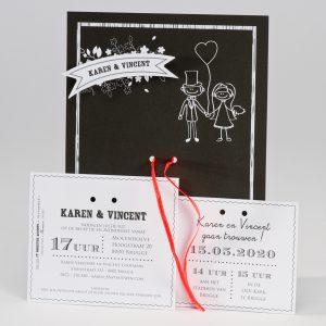 huwelijksuitnodiging-ontwerp